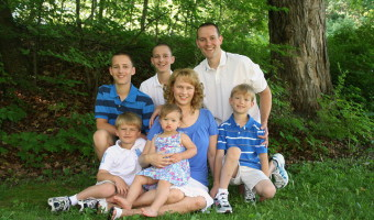 Ten Ways to Strengthen Family Relationships