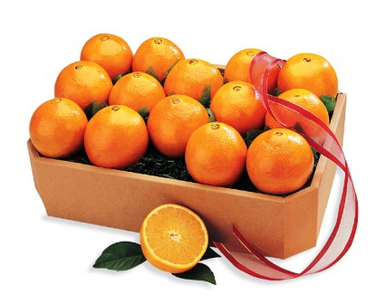 A Case of Oranges