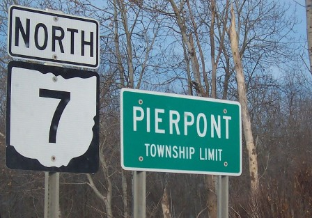 Pierpont, Ohio