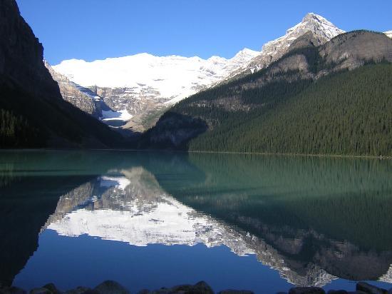 Lake Louise-Alberta, Canada
