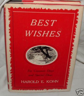 Harold E. Kohn