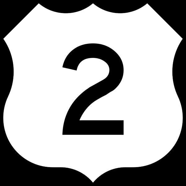 Danger on Route 2