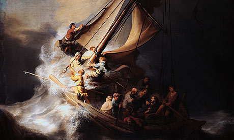 With Christ in the Storm