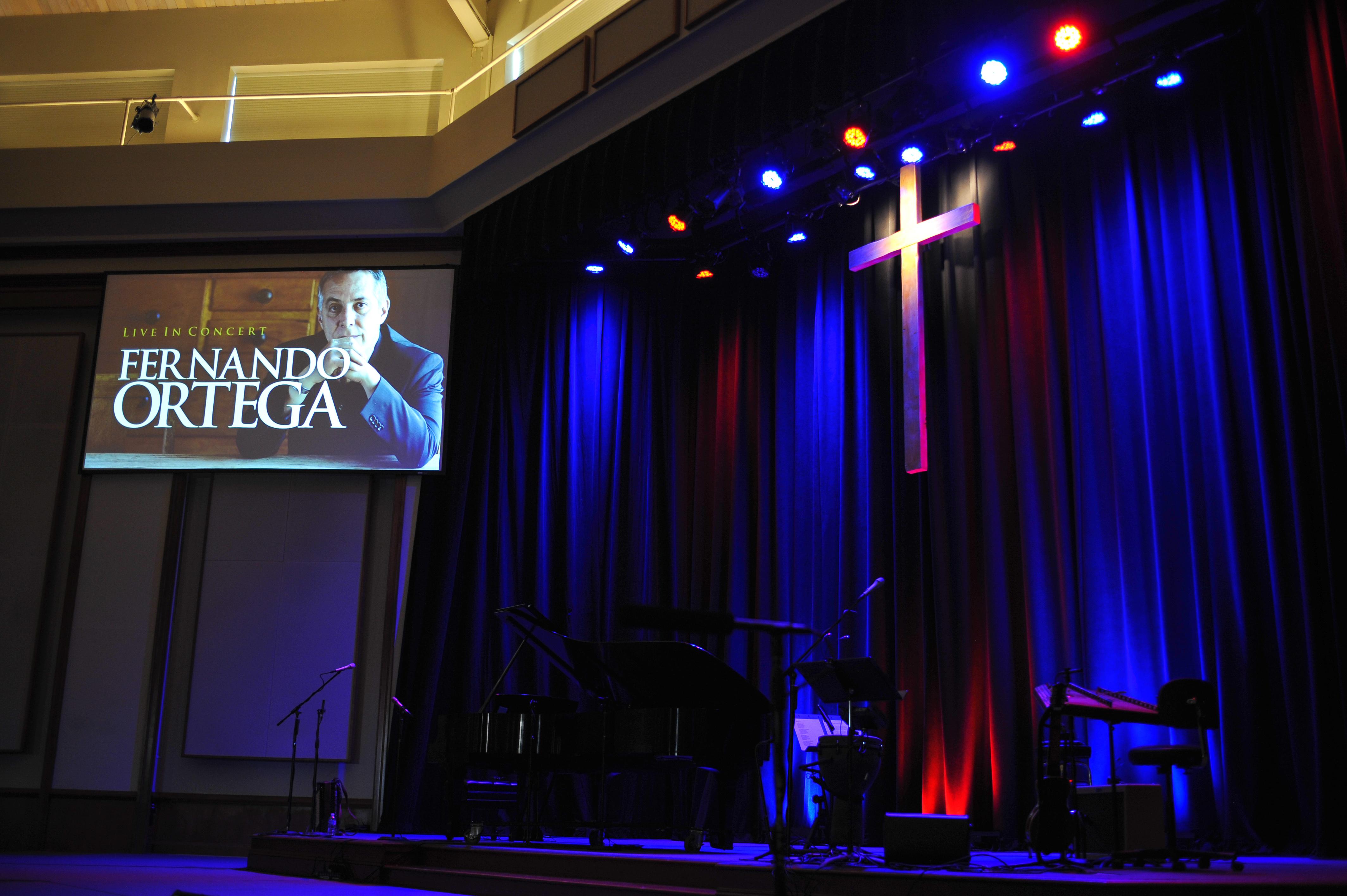 Fernando Ortega-In Concert!