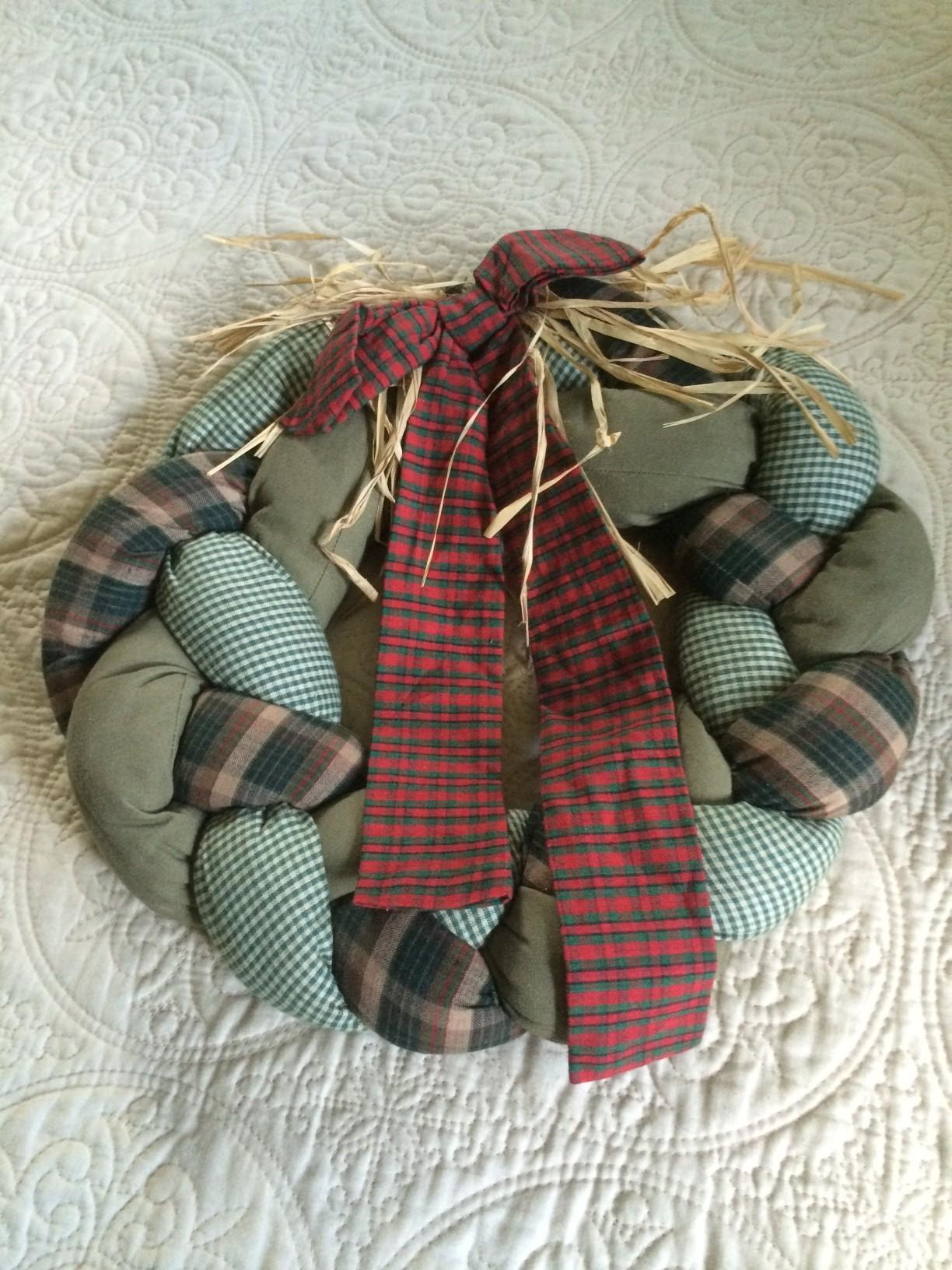 A Woven Wreath