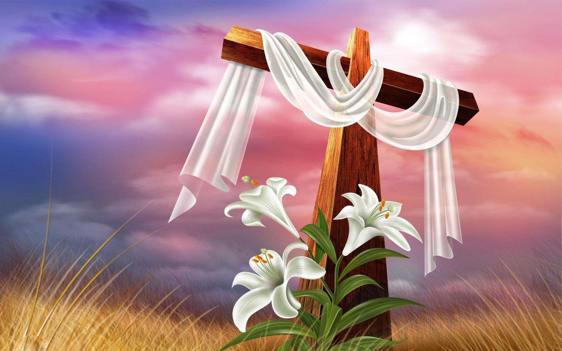 Христианские открытки иисус, живые