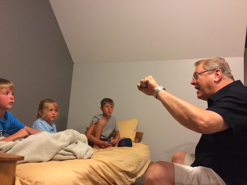 Storytelling Grandbuddies