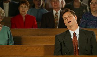 Boring Sermons?